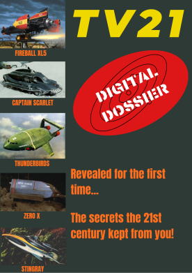 TV21 Digital Dossier (Cover)