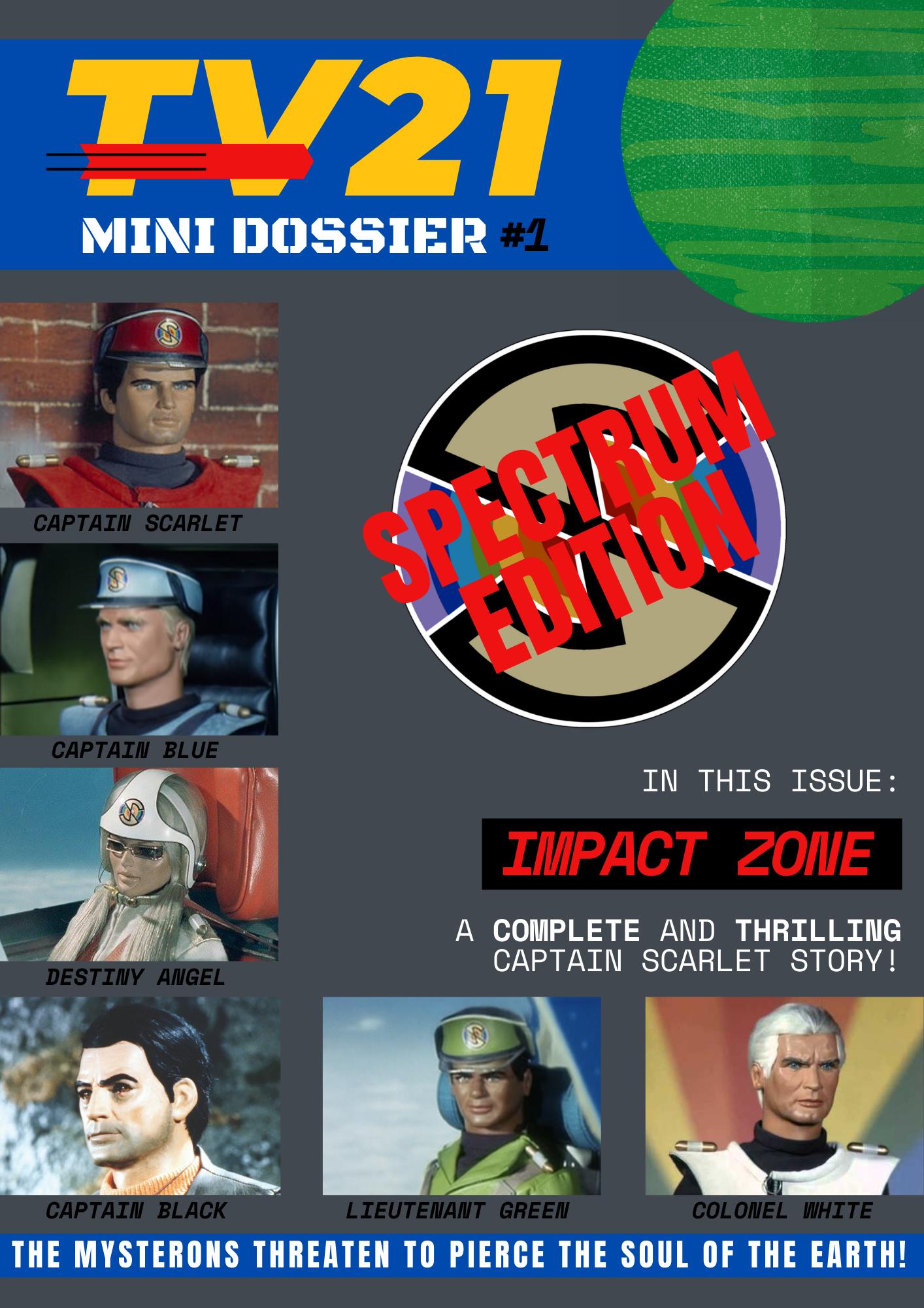 TV21 Mini Dossier #1